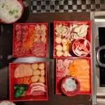 Sushi House und Hot Pot