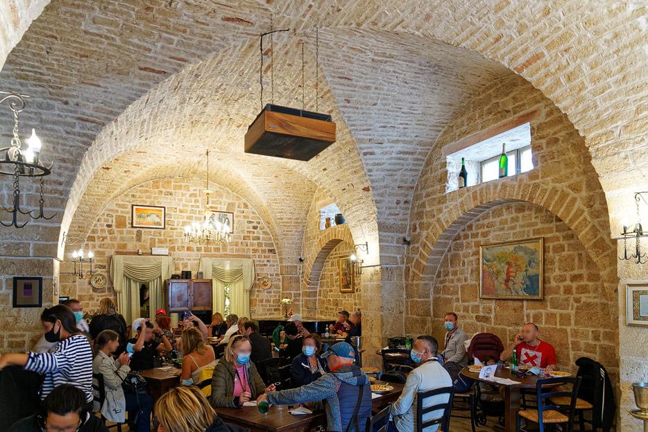 Landausflug von Bari nach Alberobello